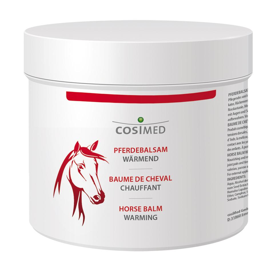cosiMed Pferdebalsam wärmend 500ml