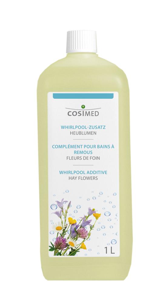 cosiMed Whirlpool Zusatz Heublume 1 Liter Flasche