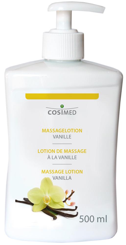 cosiMed Massagelotion Vanille 500ml Dosierspender