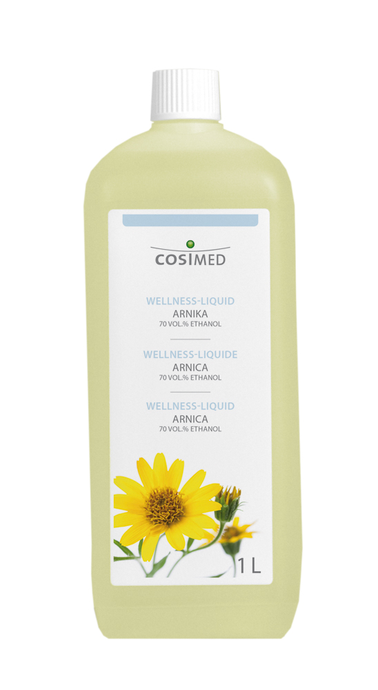 cosiMed Wellness Liquid Arnika 1 Liter Flasche