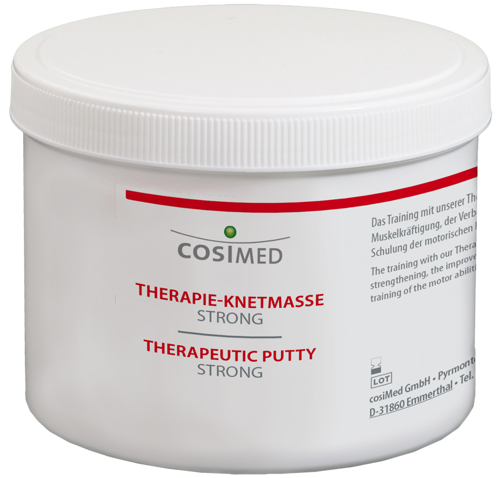 cosiMed Therapie-Knetmasse strong 500g