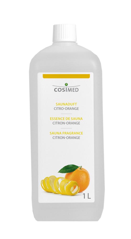 cosiMed Saunaduft Citro-Orange 1 Liter Flasche