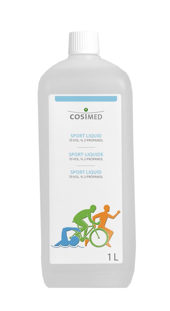 cosiMed Sport Liquid 1 Liter Flasche