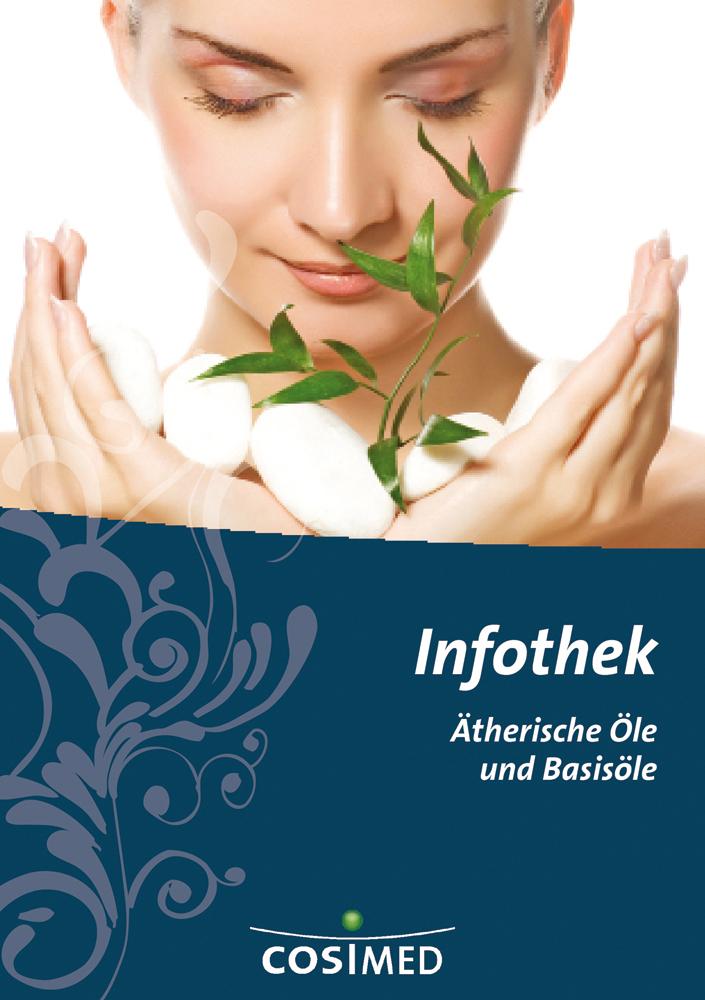 cosiMed Infothek Ätherische Öle und Basisöle Cover