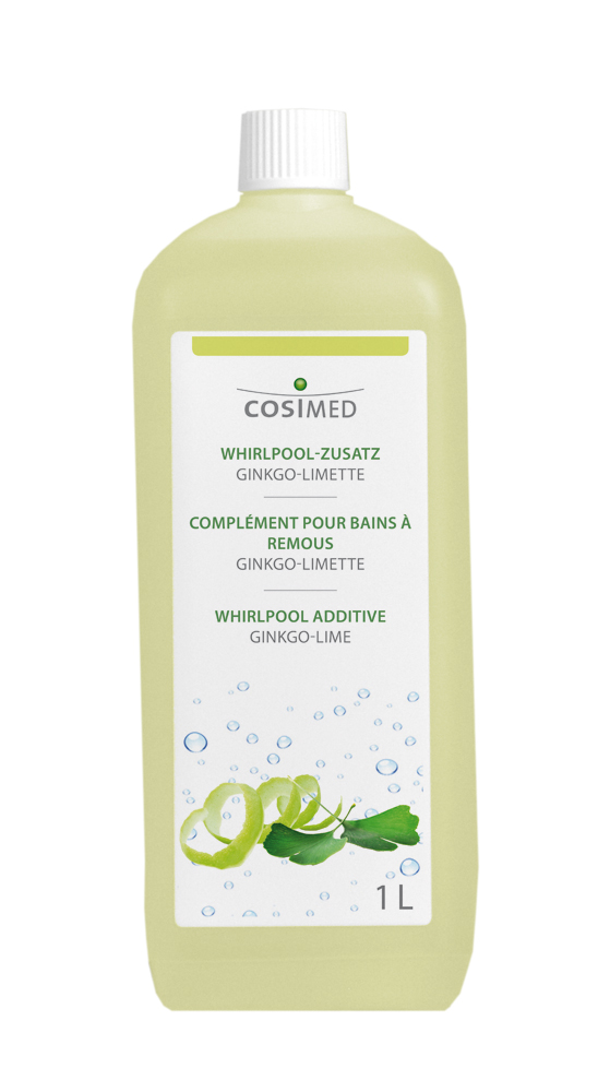 cosiMed Whirlpool Zusatz Ginkgo-Limette 1 Liter Flasche