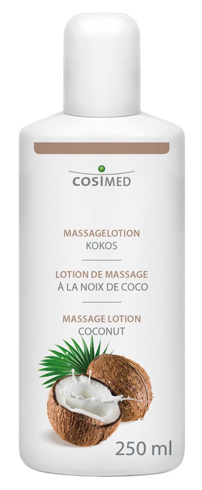 cosiMed Massagelotion Kokos 250ml Flasche