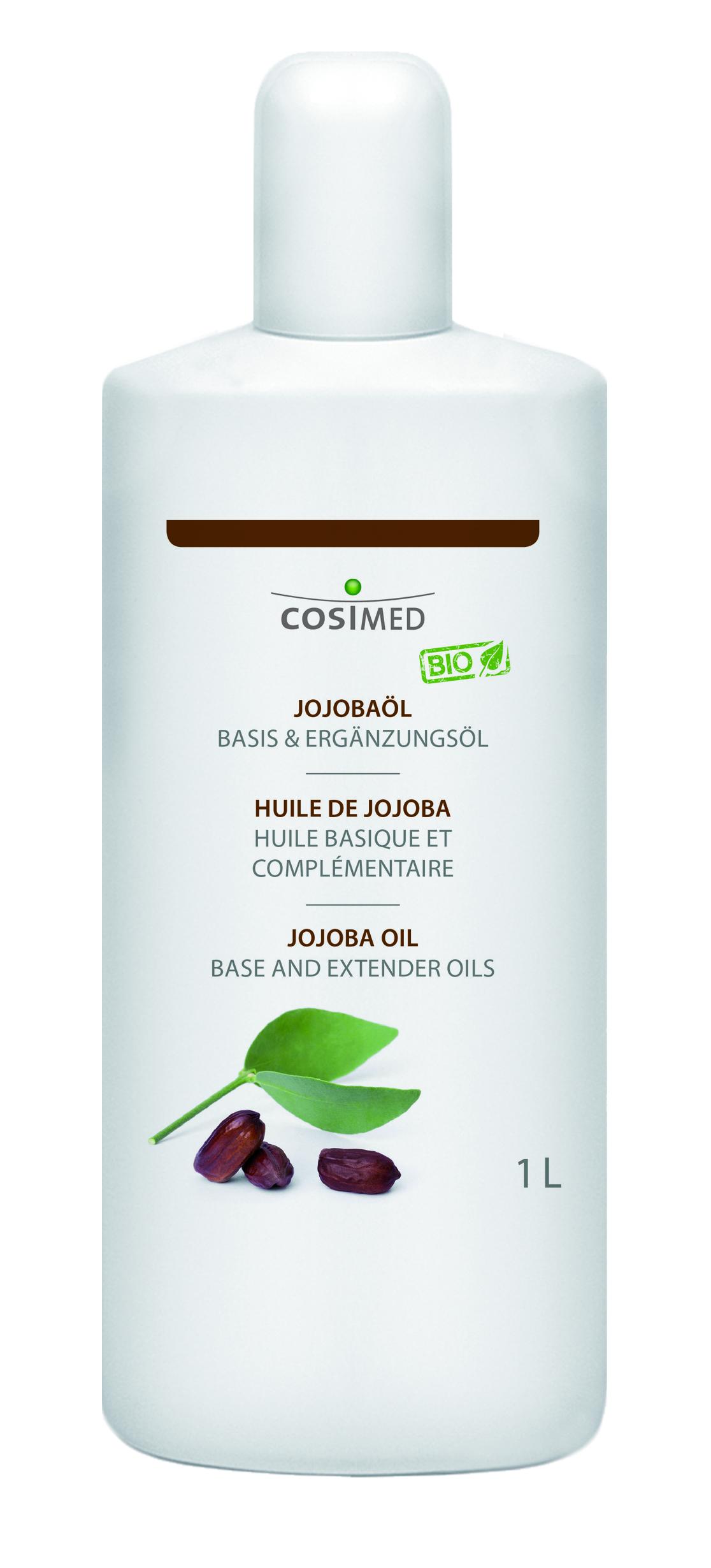 cosiMed Jojobaöl 1 Liter Flasche