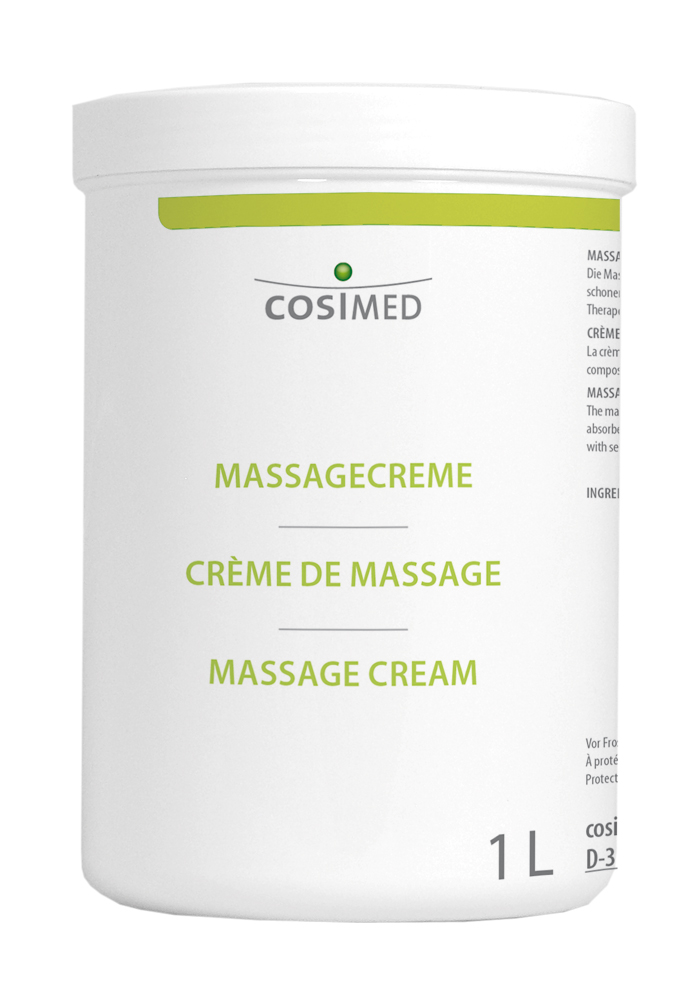cosiMed Massagecreme im Tiegel 1 Liter