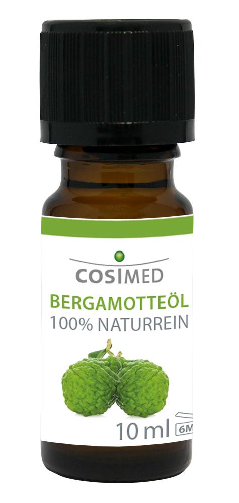 cosiMed Ätherisches Bergamotteöl 10ml Glasflasche