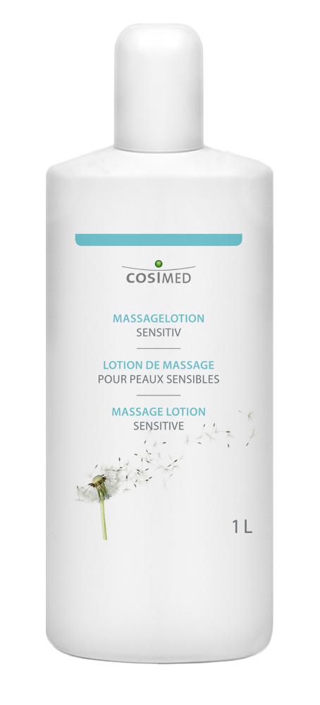 cosiMed Massagelotion Sensitiv 1 Liter Flasche