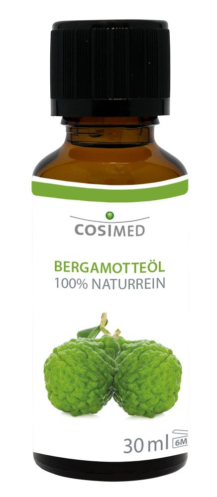 cosiMed ätherisches Bergamotteöl 30ml Glasflasche
