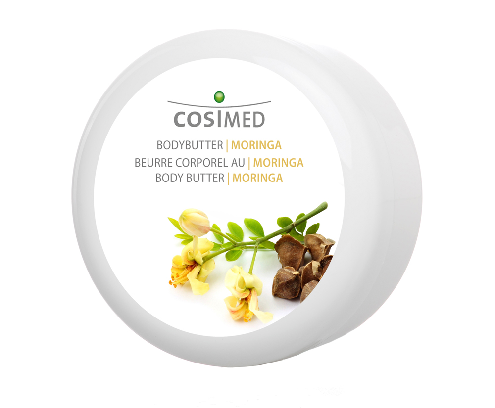 cosiMed Bodybutter Moringa 100ml Tiegel