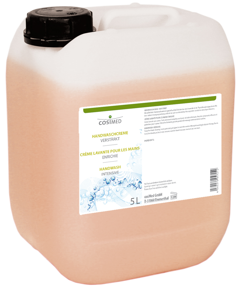 cosiMed Handwaschcreme verstärkt 5 Liter Kanister