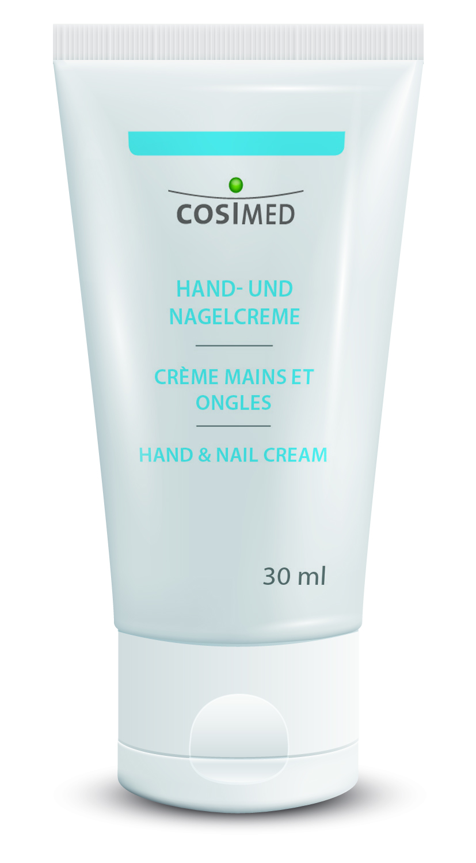 cosiMed Hand- und Nagelcreme 30ml Tube