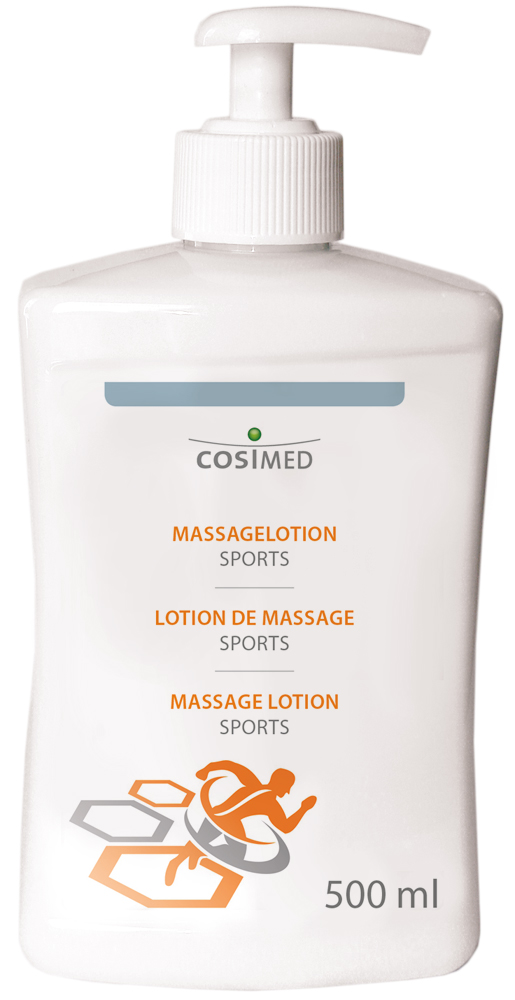cosiMed Massagelotion Sport 500ml Dosierspender