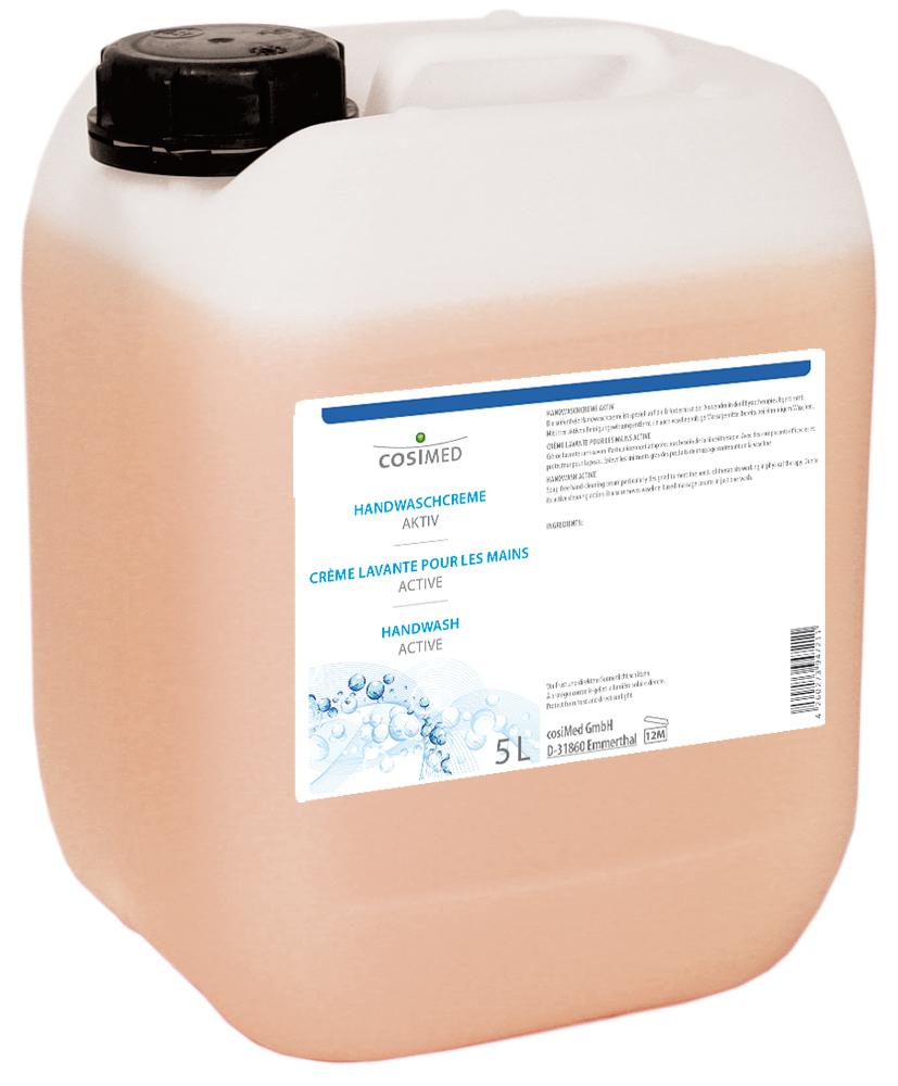 cosiMed Handwaschcreme aktiv 5 Liter Kanister