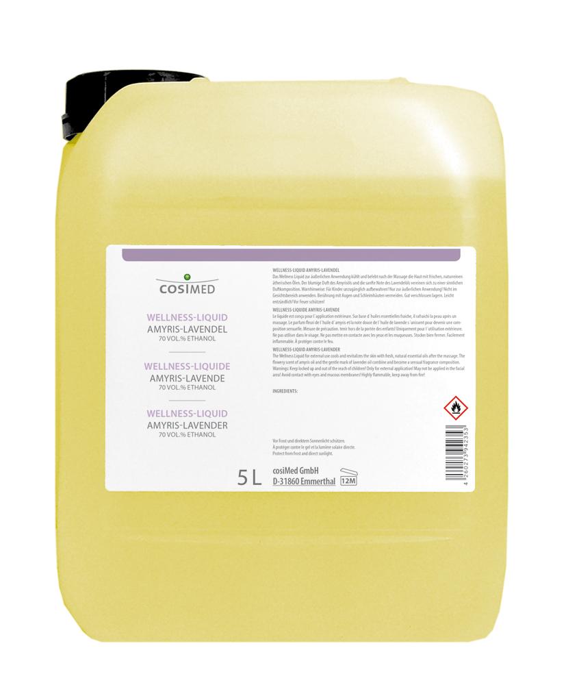 cosiMed Wellness-Liquid Amyris-Lavendel 5 Liter Kanister