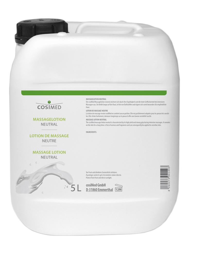 cosiMed Massagelotion neutral 5 Liter Kanister