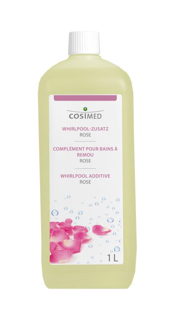 cosiMed Whirlpool Zusatz Rose 1 Liter Flasche