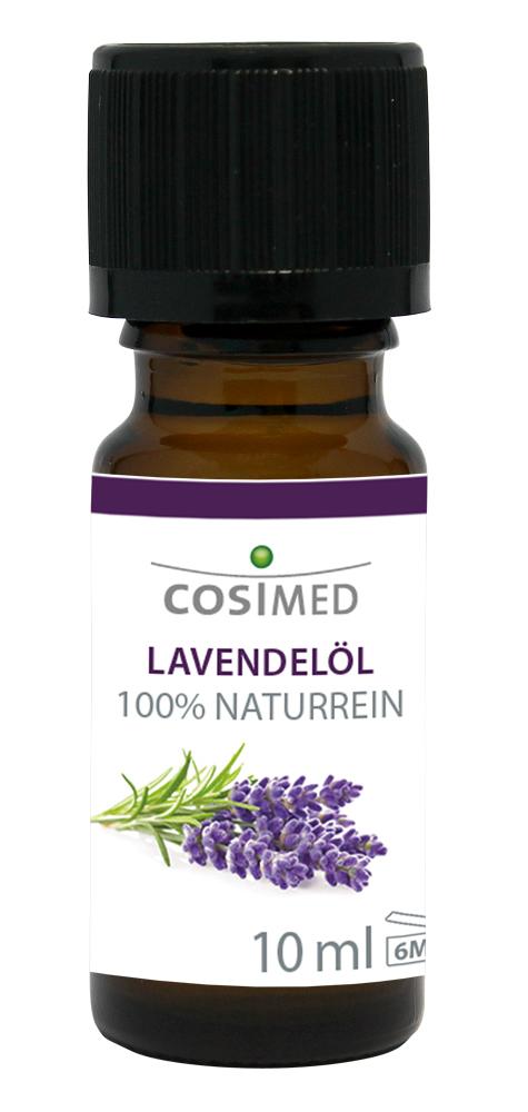 cosiMed Ätherisches Lavendelöl 10ml Glasflasche