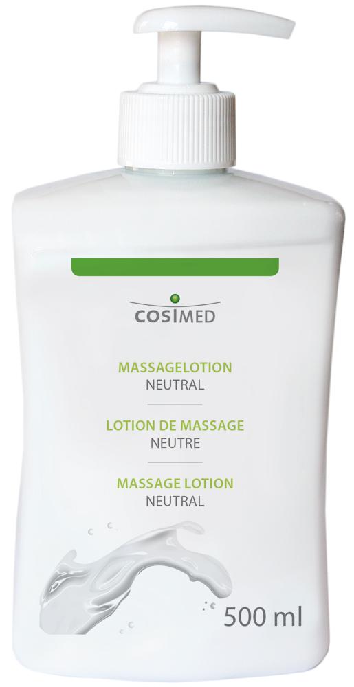 cosiMed Massagelotion neutral 500ml Dosierspender