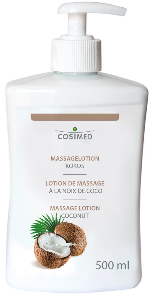 cosiMed Massagelotion Kokos 500ml Dosierspender