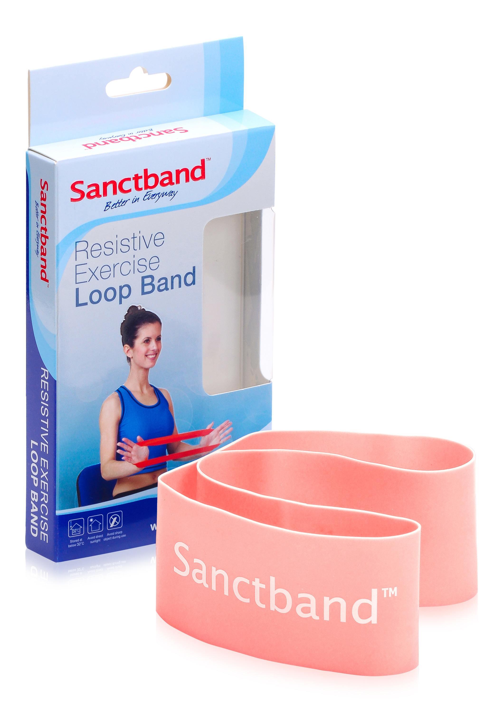 Sanctband Loop Schleifenband Pfirsich Peach