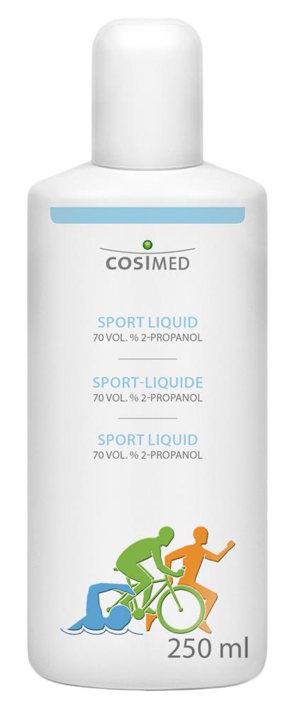 cosiMed Sport Liquid 250 ml Flasche