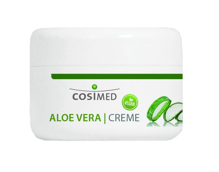 cosiMed Aloe Vera Creme 100ml Tiegel