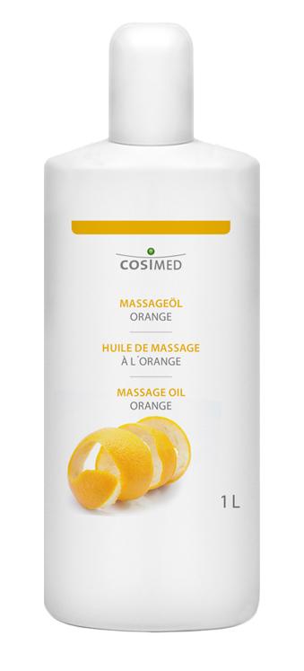 cosiMed Massageöl Orange 1 l Flasche
