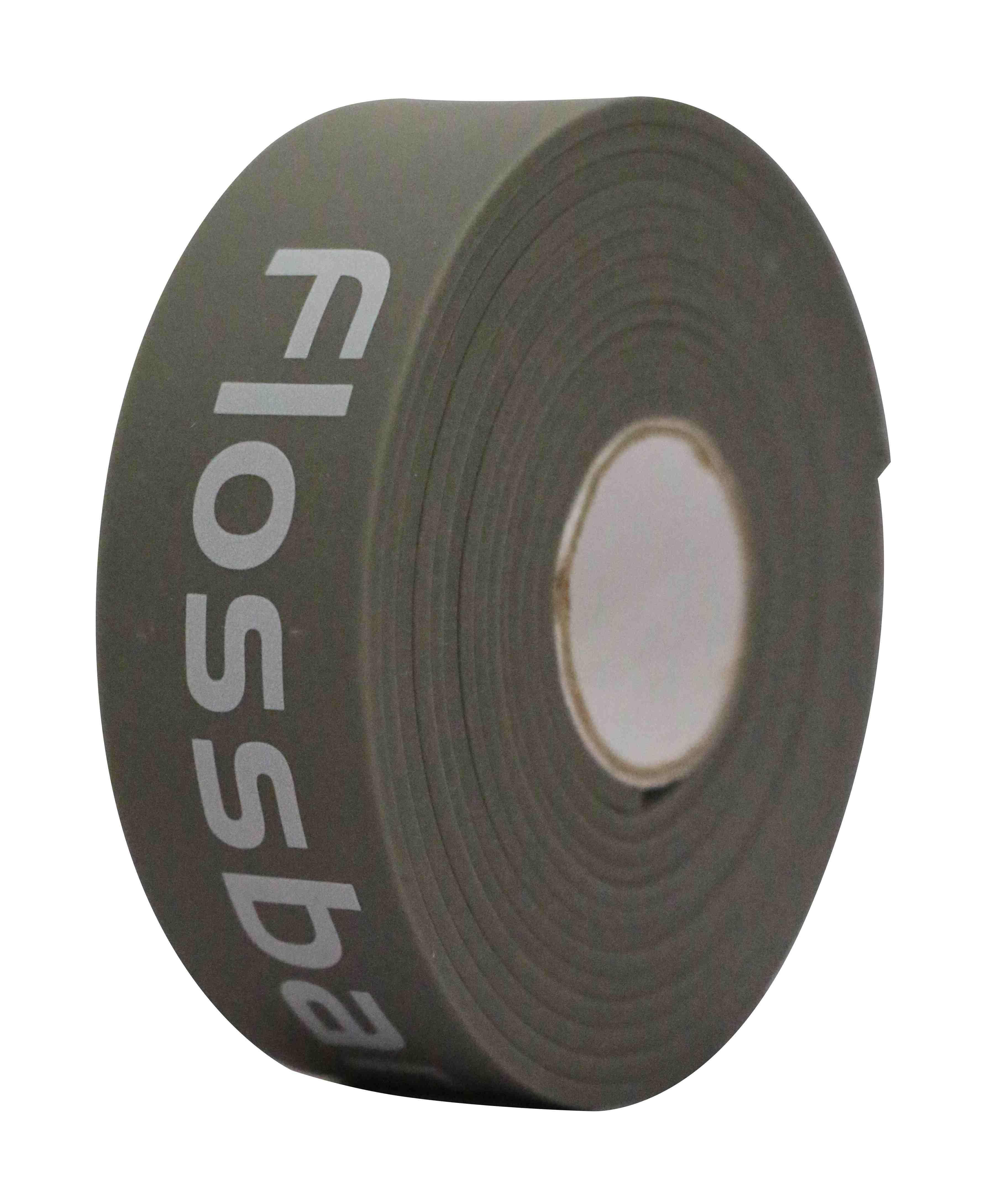 Sanctband Comprefloss Flossband schmal 2,5cm grau grey