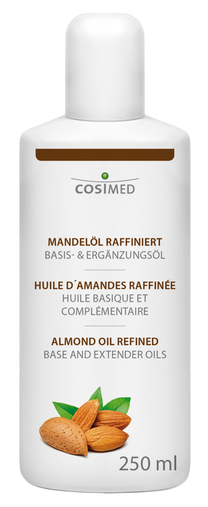 cosiMed Mandelöl raffiniert 250ml Flasche