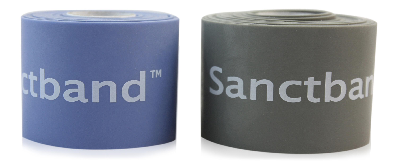 Sanctband Flossband Comprefloss 2er Set Sport