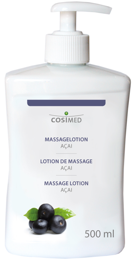 cosiMed Massagelotion Acai 500ml Dosierspender