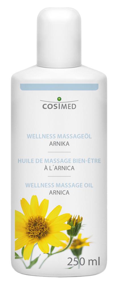 cosiMed Wellness-Massageöl Arnika 250ml Flasche