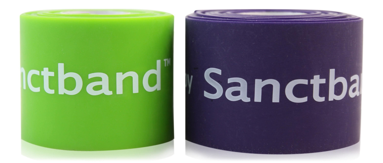 Sanctband Flossband Comprefloss 2er Set Therapie