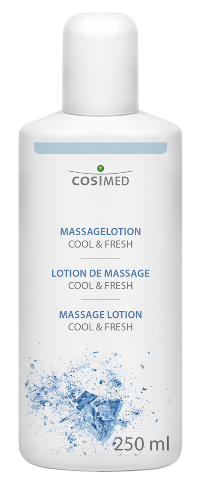 cosiMed Massagelotion Cool & Fresh 250ml Flasche