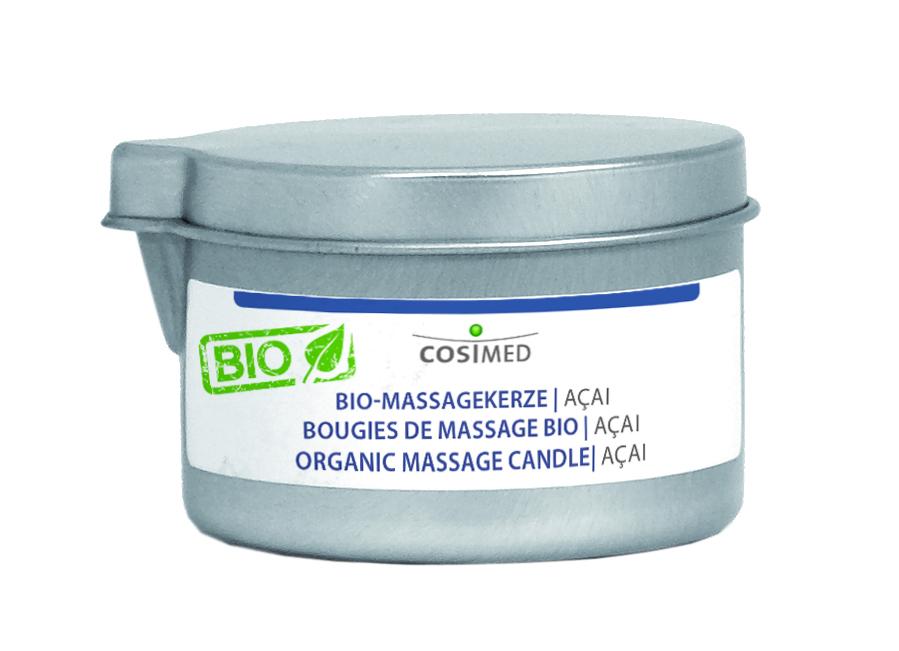 cosiMed Bio Massagekerze Acai