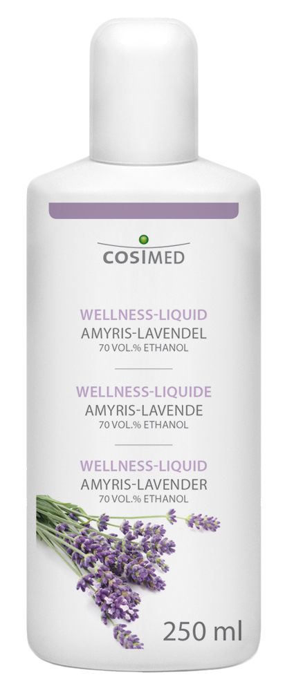 cosiMed Wellness-Liquid Amyris-Lavendel 250ml Flasche