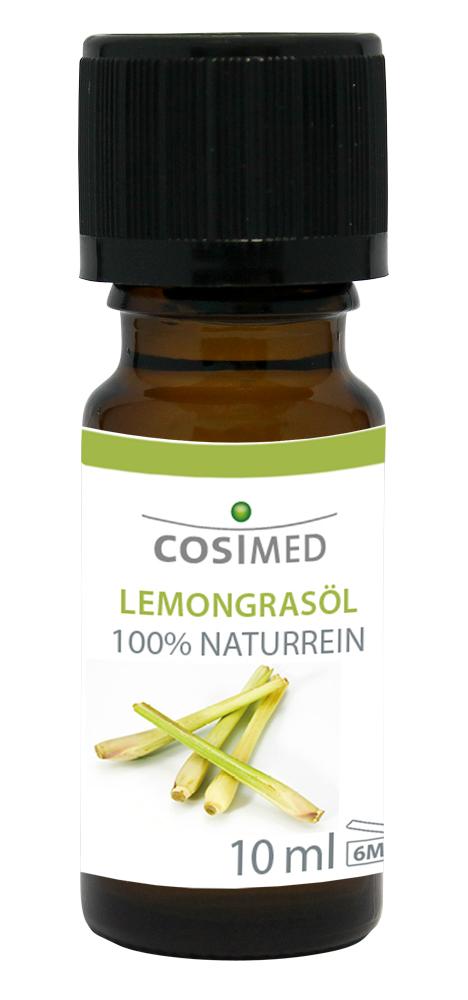 cosiMed Ätherisches Lemongrasöl 10ml Glasflasche