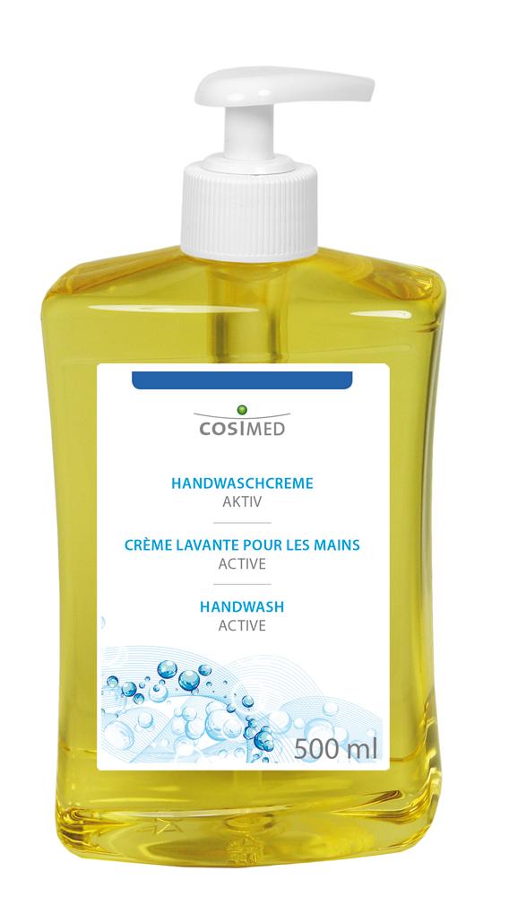 cosiMed Handwaschcreme aktiv 500ml Dosierspender