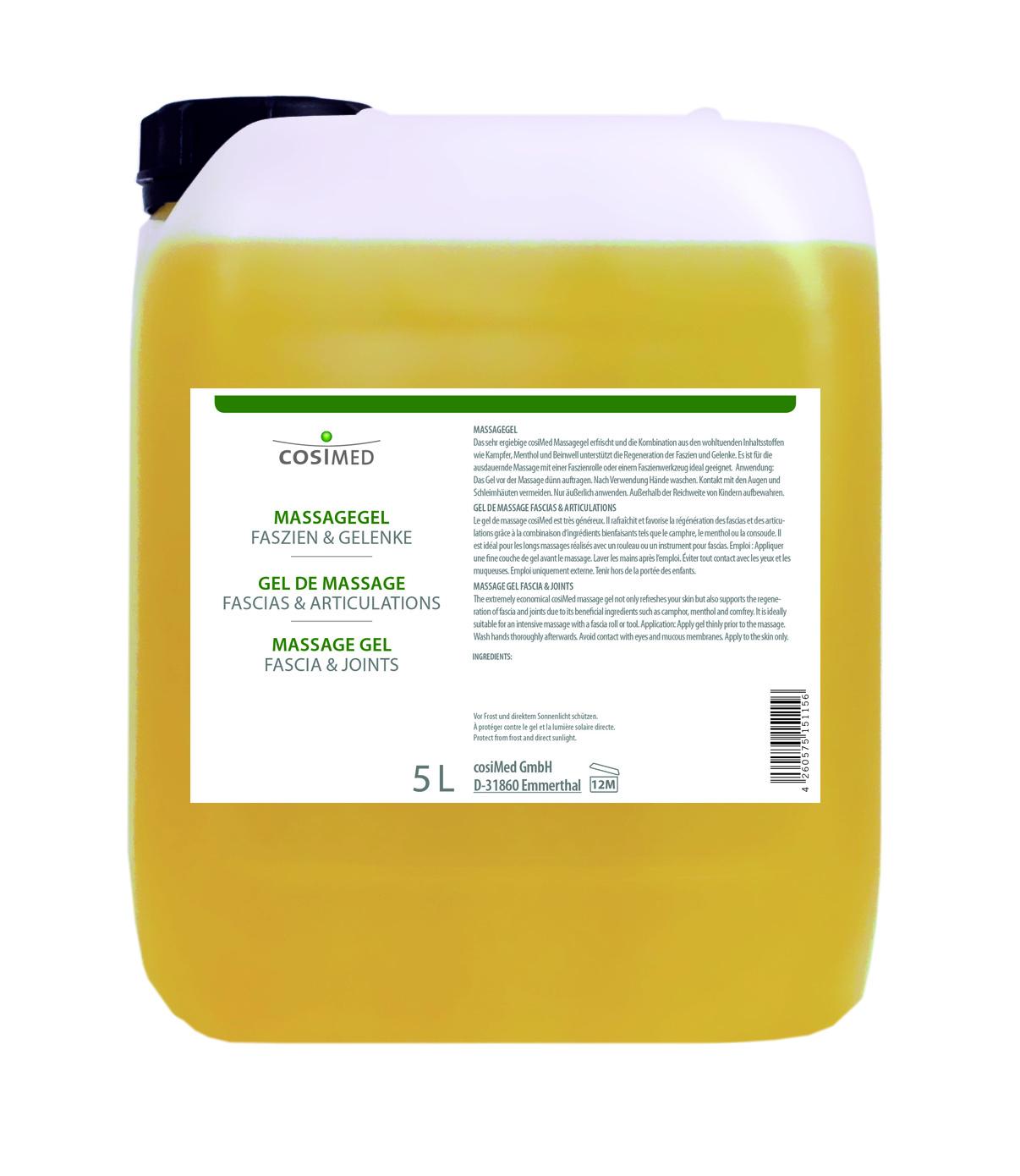 cosiMed Massagegel 5 Liter Kanister