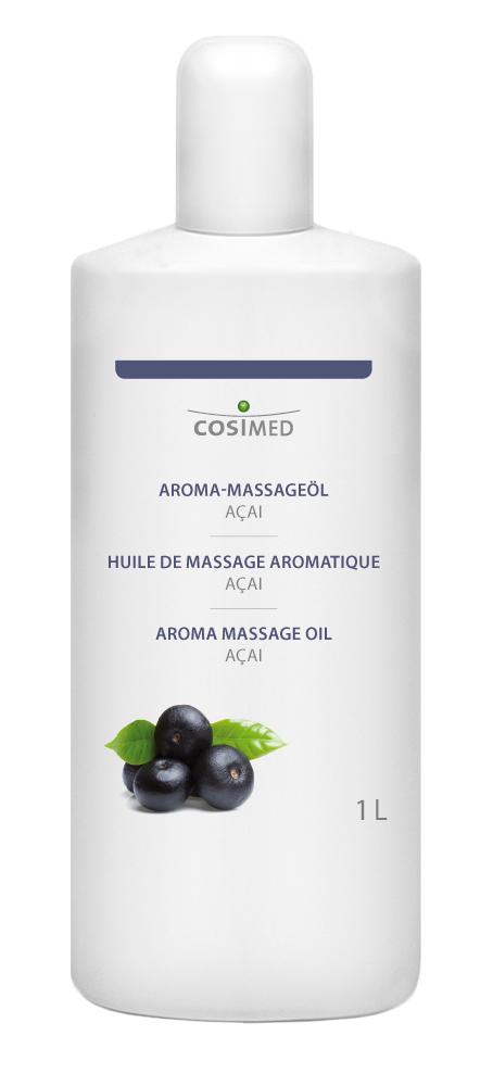 cosiMed Aroma-Massageöl Acai 1 Liter  Flasche