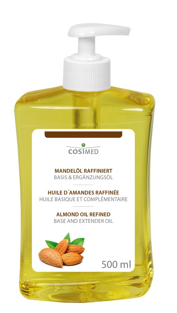 cosiMed Mandelöl raffiniert 500ml Dosierspender