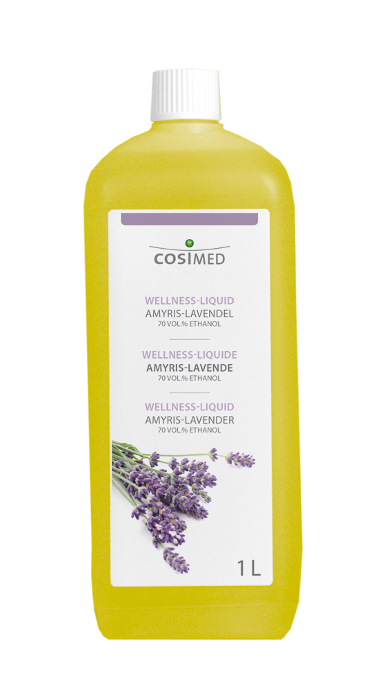 cosiMed Wellness-Liquid Amyris-Lavendel 1 Liter Flasche
