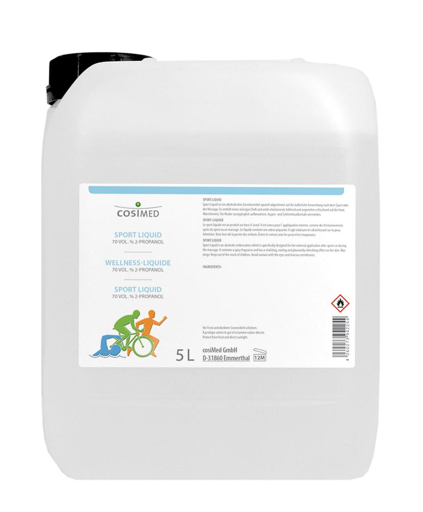 cosiMed Sport Liquid 5 Liter Kanister