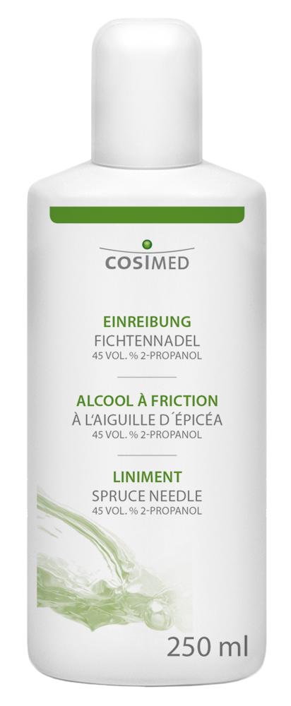 cosiMed Einreibung Fichtennadel 250ml Flasche
