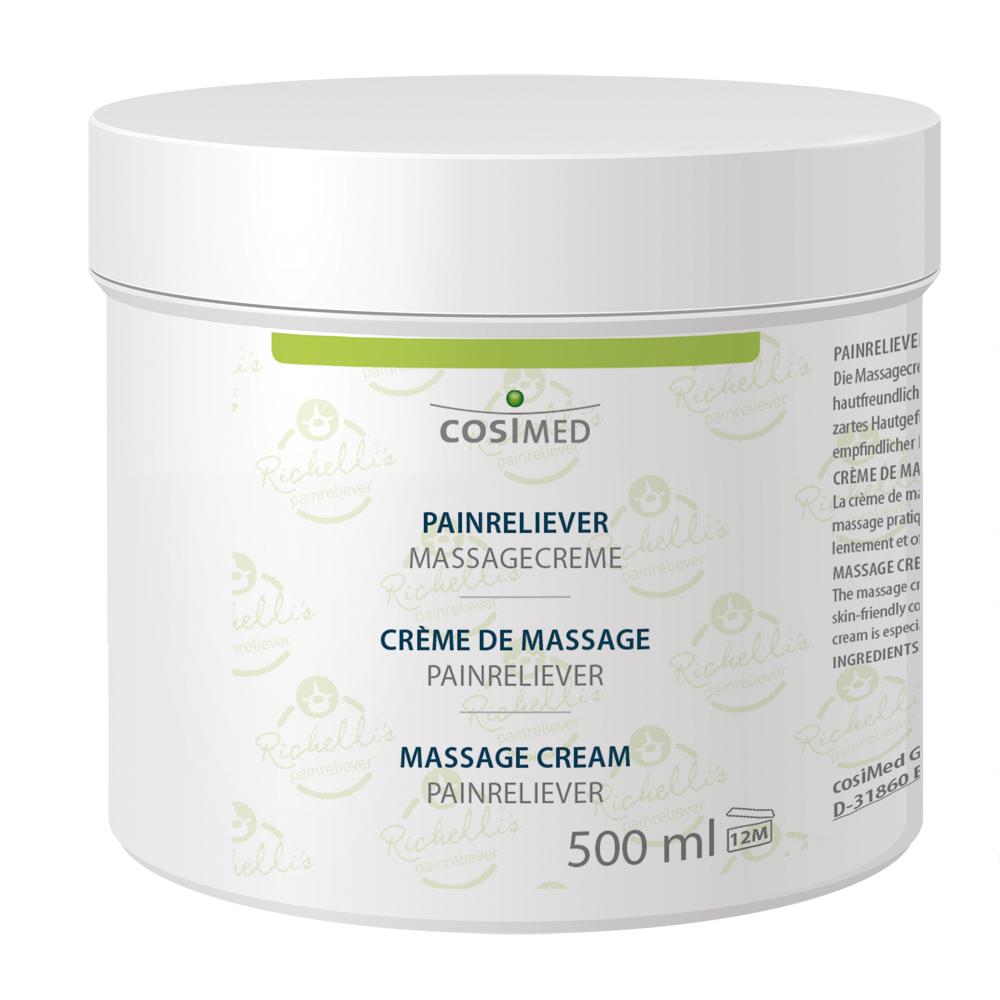 cosiMed Painreliever-Massagecreme im Tiegel 500ml
