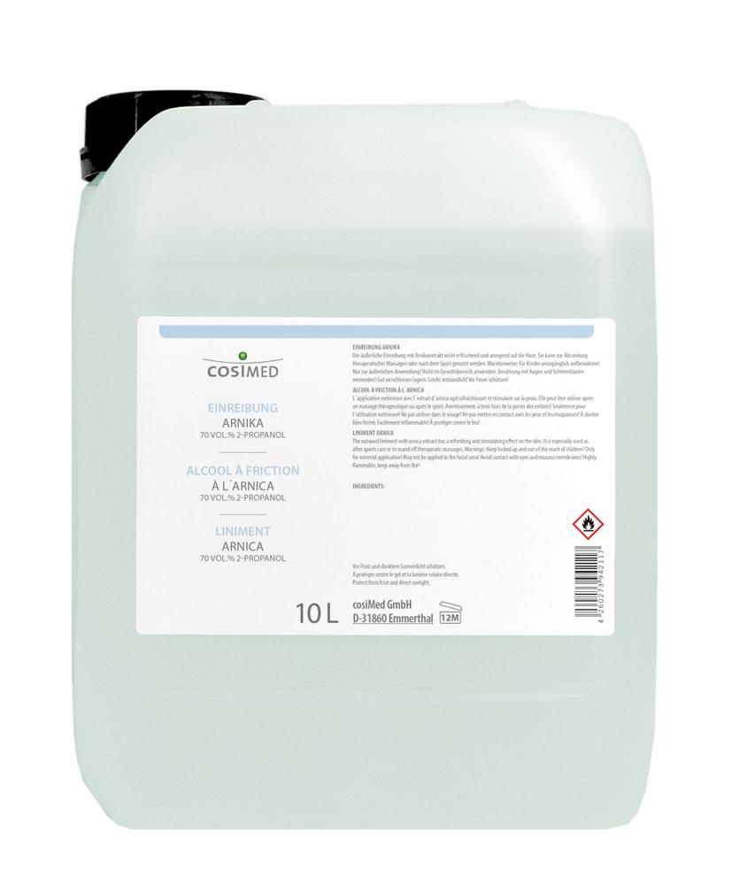 cosiMed Einreibung Arnika 10 Liter Kanister