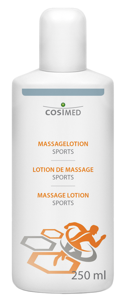 cosiMed Massagelotion Sport 250ml Flasche